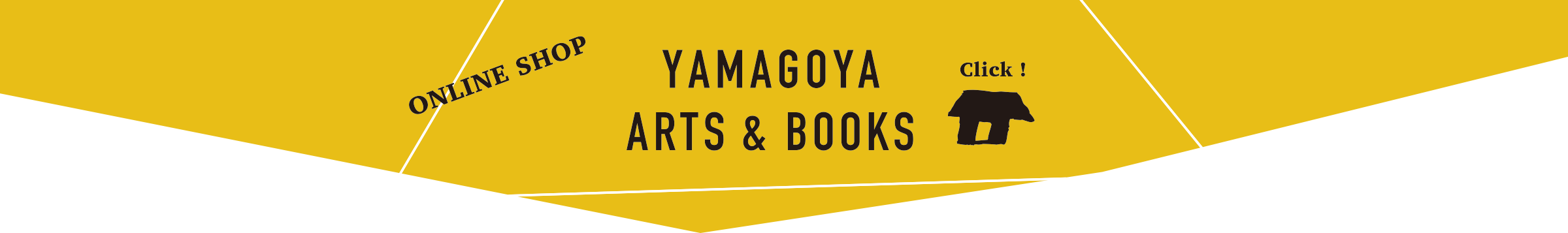 YAMAGOYA ARTS & BOOKS ONLINE SHOP