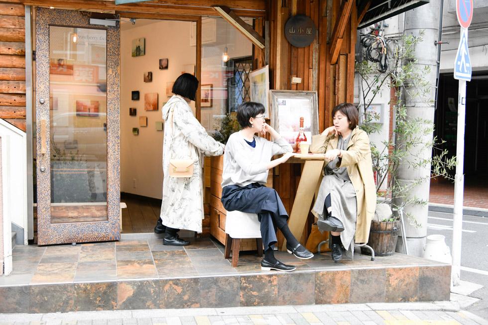 gallery ando shop 山小屋